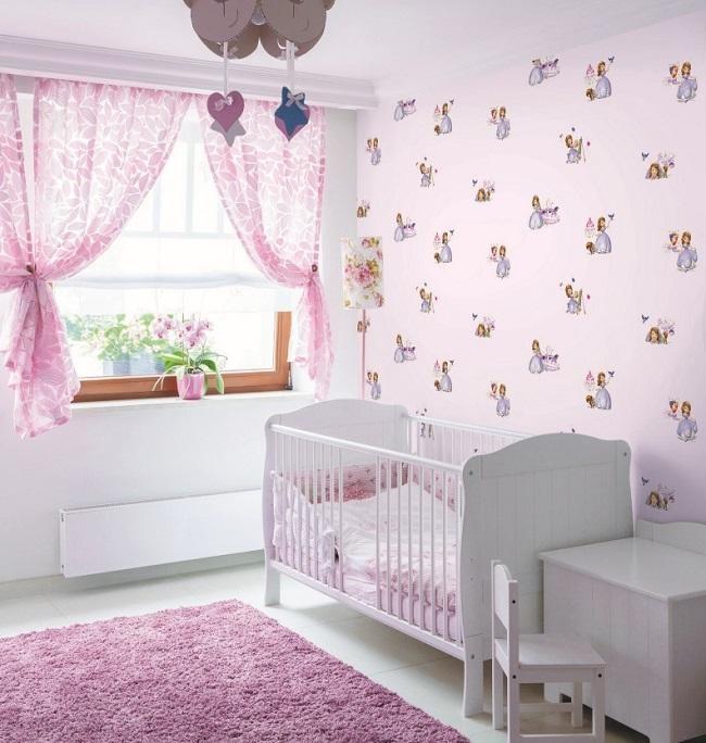 Lựa chọn giấy dán tường trẻ em Hàn Quốc đúng sở thích của bé còn giúp các bé cảm thấy thích thú, thoải mái, yêu quý căn phòng của mình hơn.