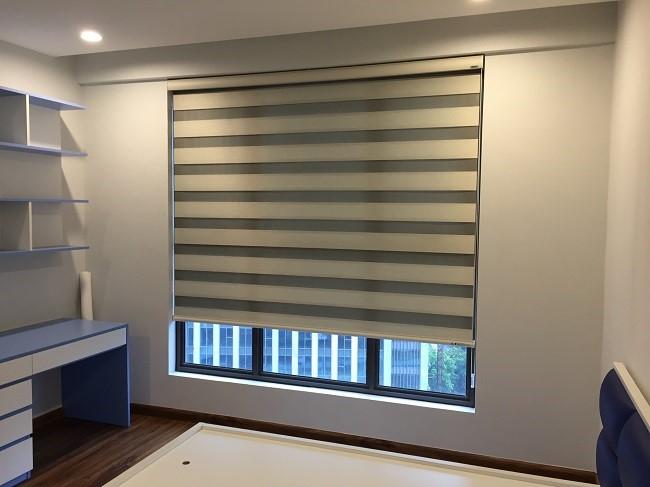 Bạn có thể tùy chỉnh rèm để đón ánh sáng tự nhiên