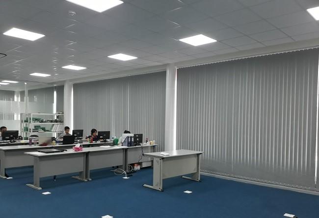 Rèm là vật dụng không thể thiếu trong mỗi văn phòng công ty